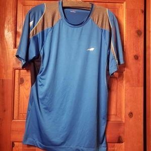 "Blue ""Avia"" athletic t-shirt"